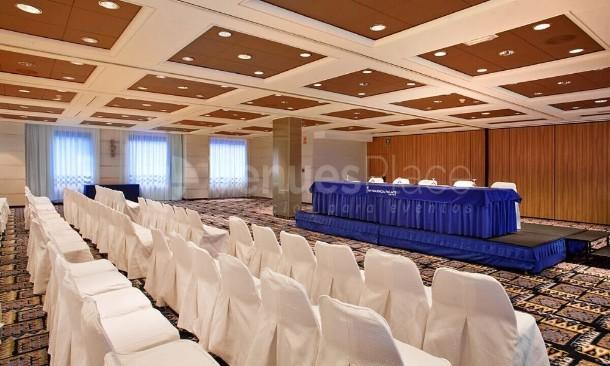 Conferencias en Hotel SH Valencia Palace