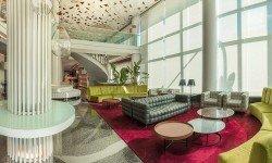 Interior 32 en Hotel SH Valencia Palace