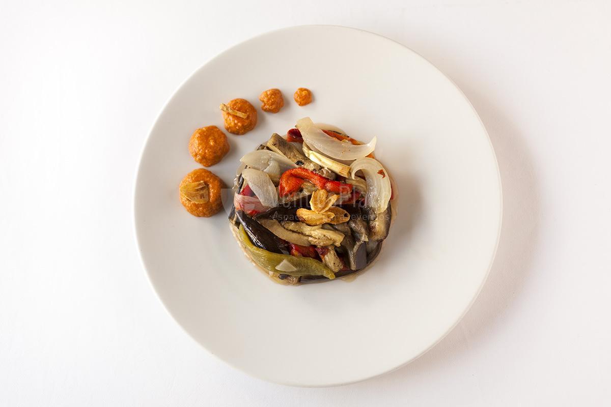 Menús personalizados para tus eventos en Roseta Restaurante
