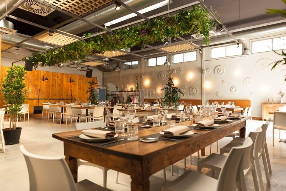 Montajes para todo tipo de eventos en Roseta Restaurante