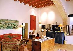 Interior Hotel Ibiza Es Cucons