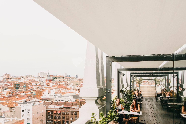 Terraza en Nice to meet you Restaurant & lounge