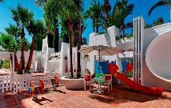Zonas infantiles en Hotel Suites Albayzin del Mar