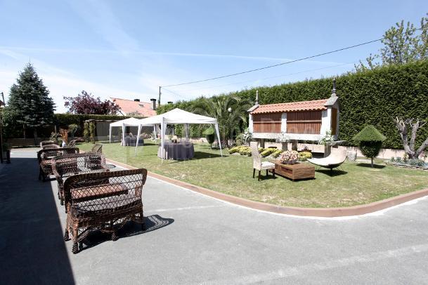 Restaurante p rtico venuesplace for Avvolgere l aggiunta portico