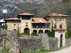 Palacio de Cimiano en Asturias