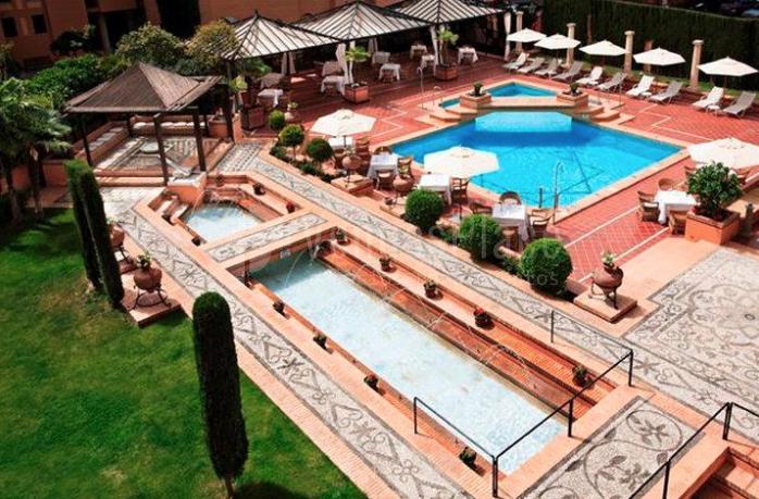 Hoteles 4 estrellas para bautizos en provincia de granada - Hoteles de lujo granada ...