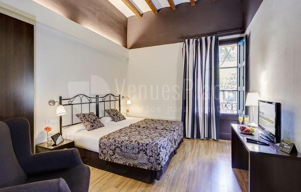 Interior 7 en Sercotel Hotel Villa Engracia