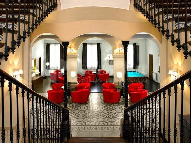 Interior 1 en Sercotel Hotel Villa Engracia