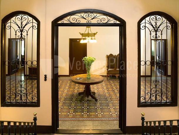 Interior 3 en Sercotel Hotel Villa Engracia