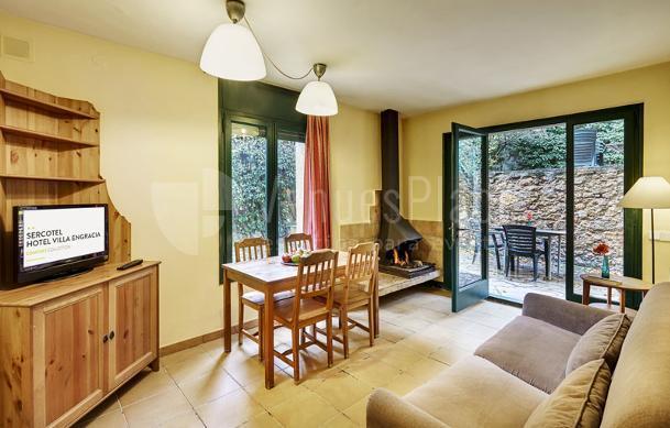 Interior 5 en Sercotel Hotel Villa Engracia