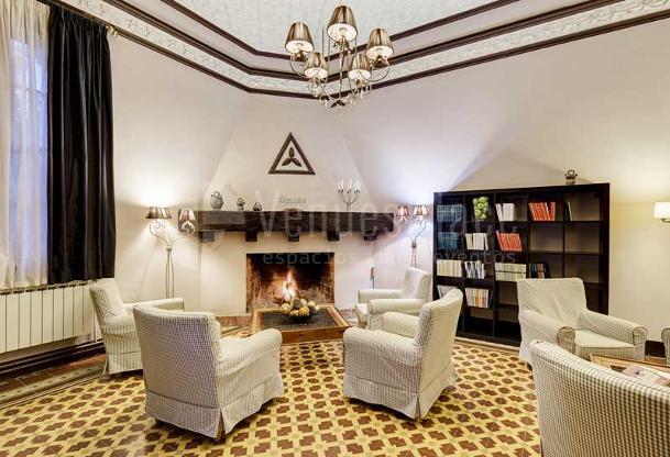 Interior 2 en Sercotel Hotel Villa Engracia