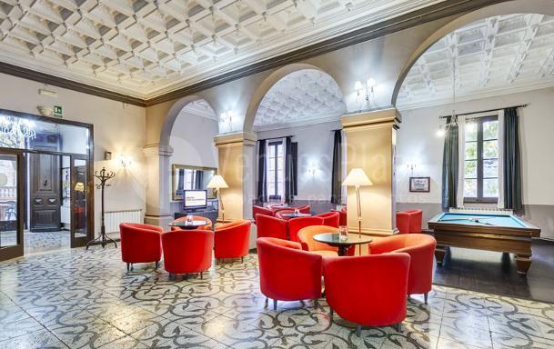 Interior 4 en Sercotel Hotel Villa Engracia