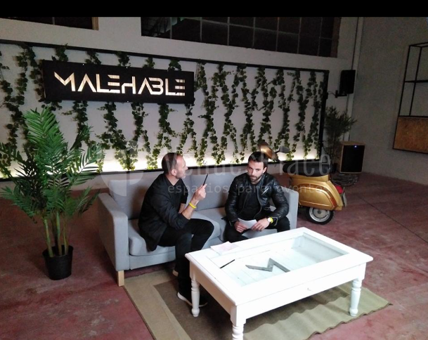 Ruedas de prensa en Malehable