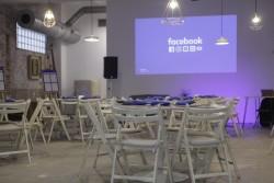Evento Facebook en Espacio Wallnwood