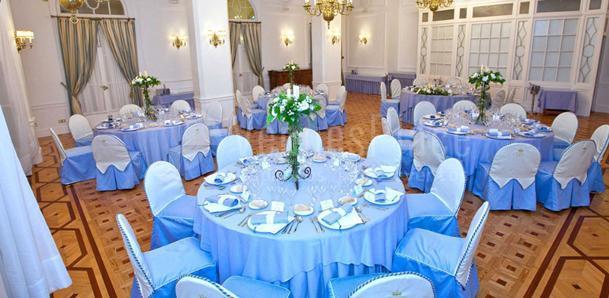 Interior  Eurostars Hotel Real