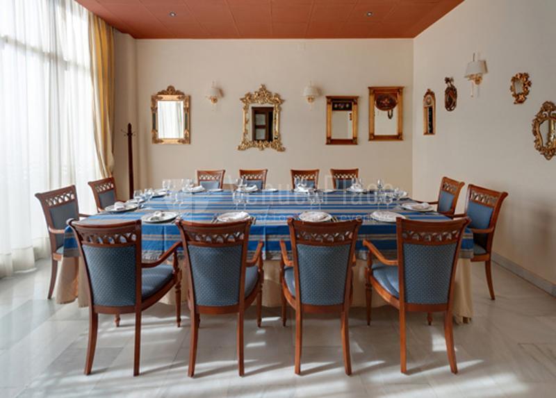 Interior 4 en TRYP Melilla Puerto Hotel