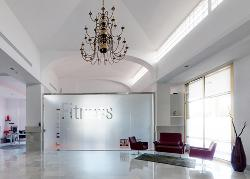 Interior TRYP Melilla Puerto Hotel