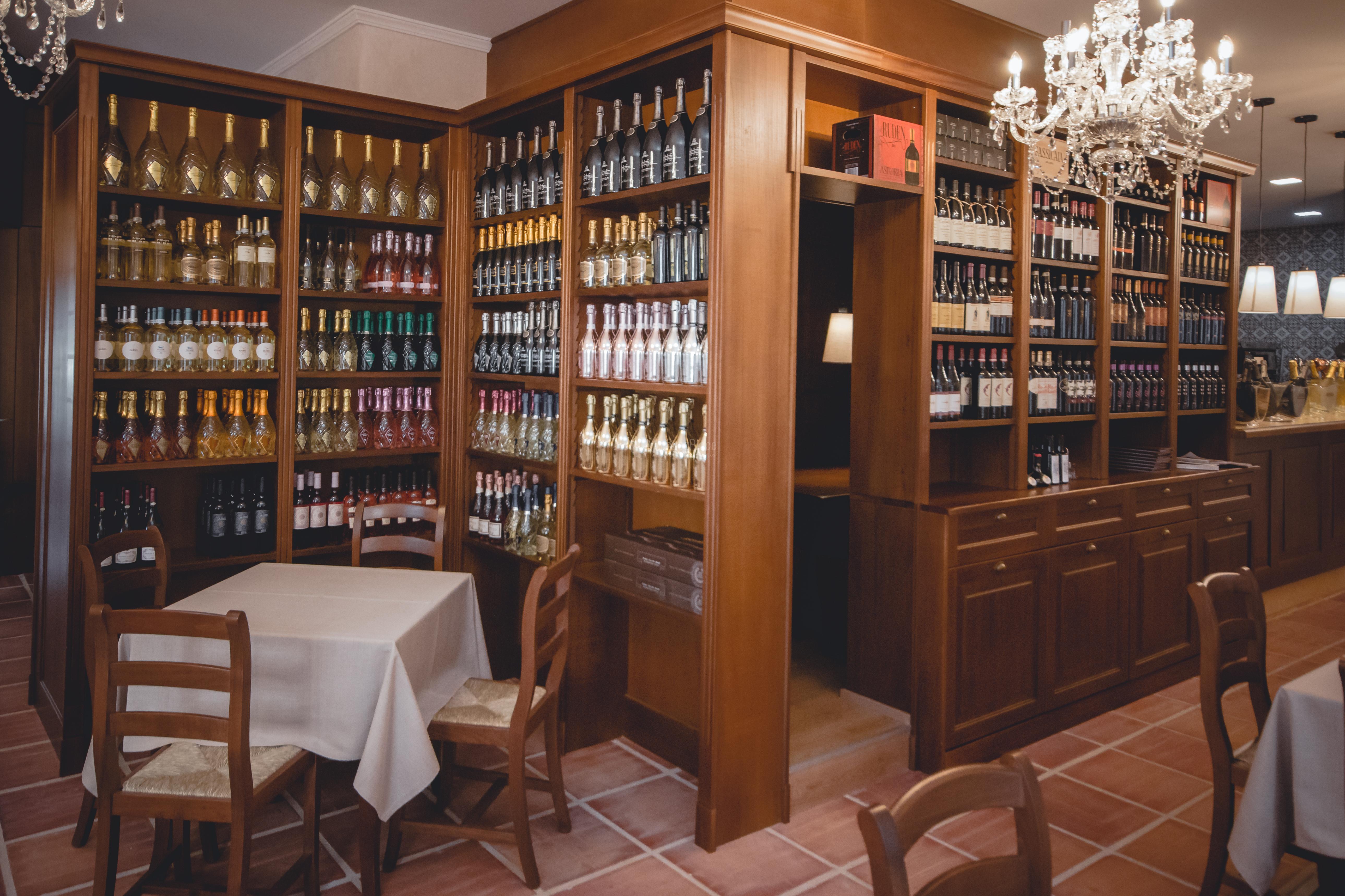 Interiores únicos en La Pala D'Oro Malagueta