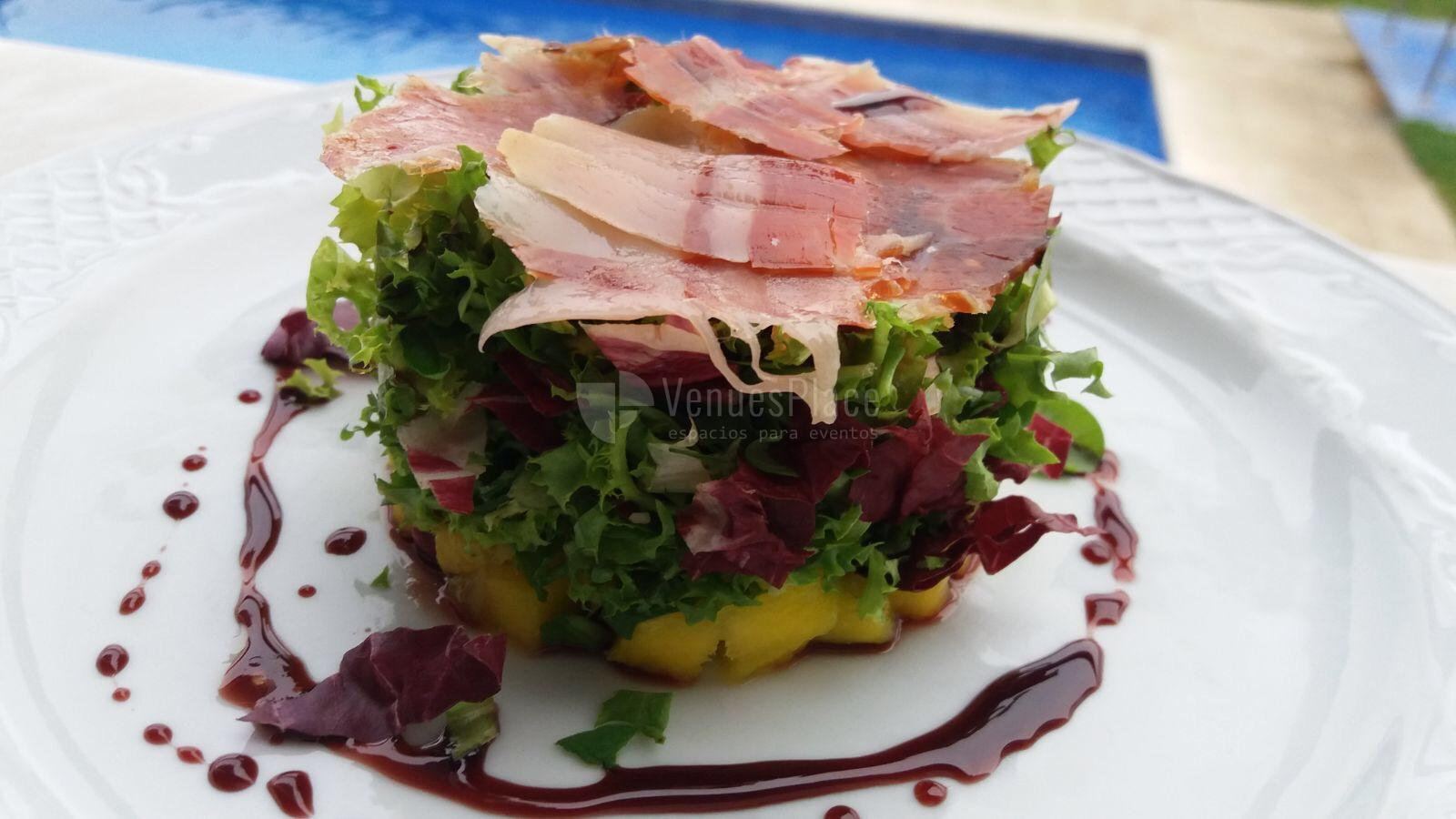 Menús para eventos de empresa en Restaurante Parquesol