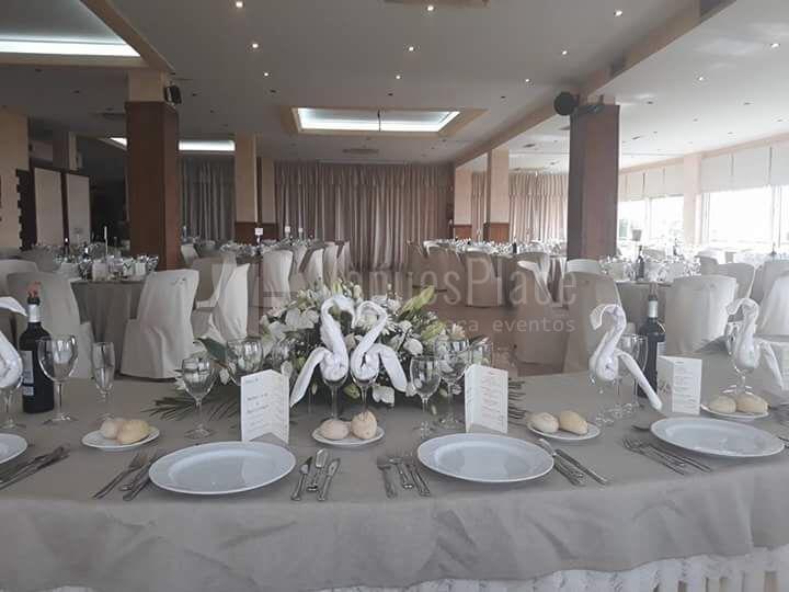 Celebra un evento único en Restaurante Parquesol