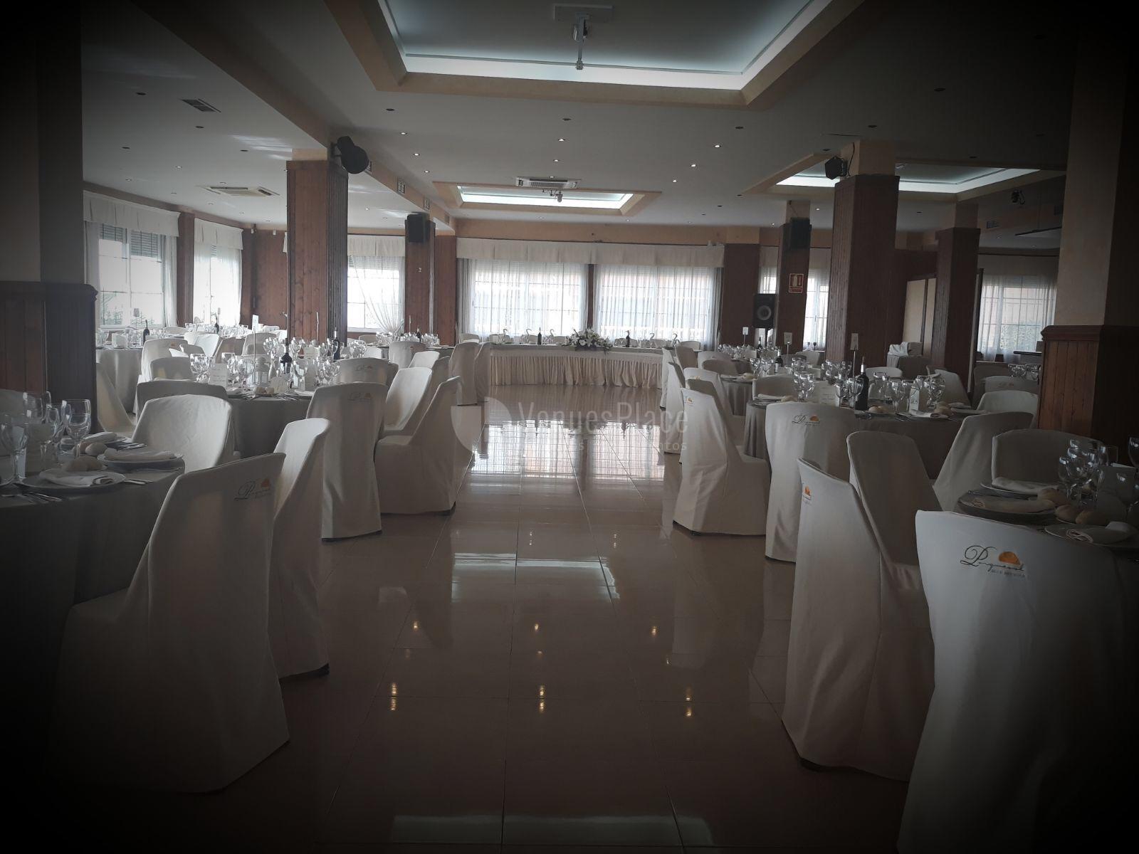 Eventos de empresa de éxito en Restaurante Parquesol