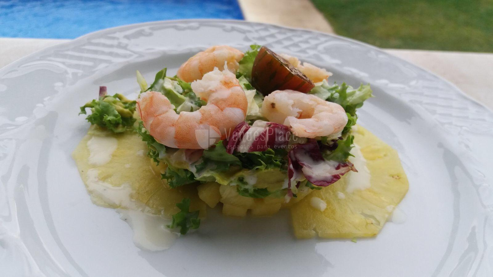 Menús para eventos en Restaurante Parquesol