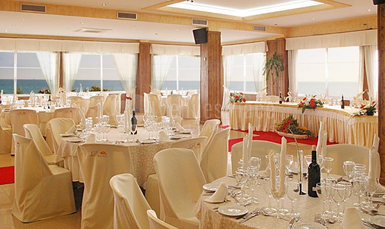 Celebra la boda de tus sueños en Restaurante Parquesol