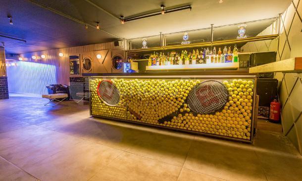 Interior 4 en Bubblic Bar