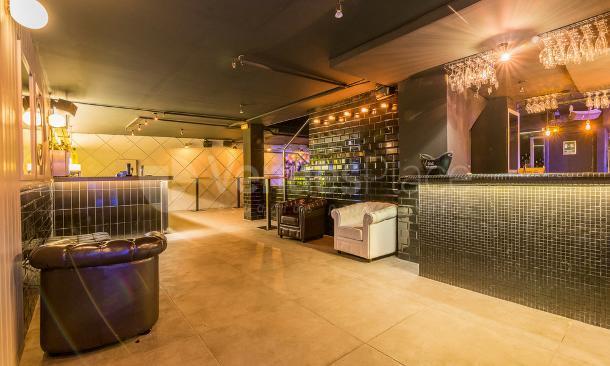Interior 7 en Bubblic Bar