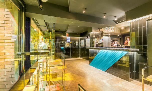 Interior 5 en Bubblic Bar