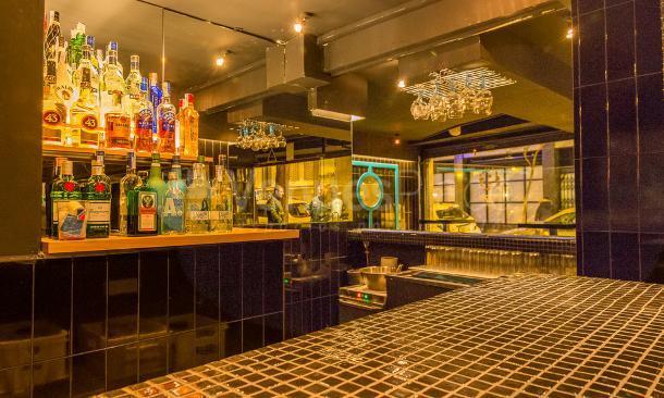 Interior 2 en Bubblic Bar