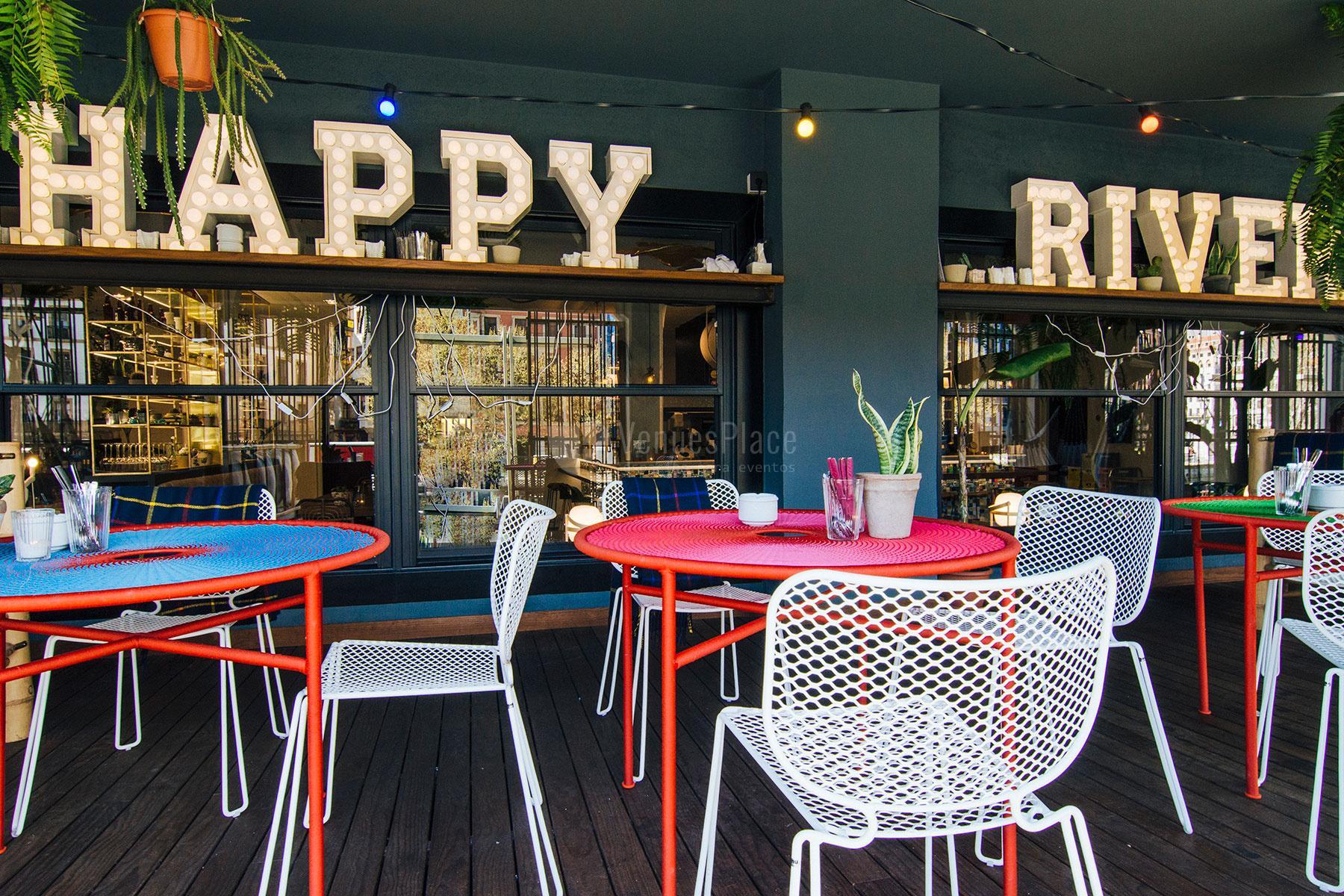 Eventos de verano en Happy River