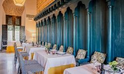 Restaurante en Parador de Carmona