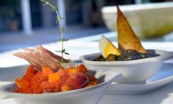 Exquisita gastronomía en Parador de Carmona