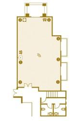 Plano Salón Lorca