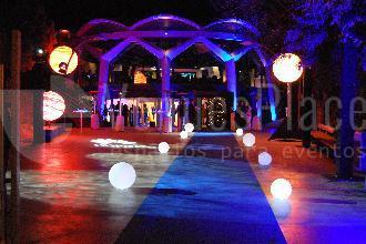 Salas de fiesta: Esferic Barcelona