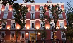 Petit Palace Santa Bárbara en Comunidad de Madrid