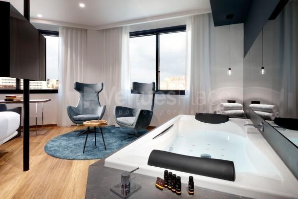 Interior 4 en SB Icaria Hotel