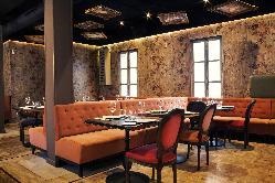 Sala Palacio de Liria Küche Restaurante