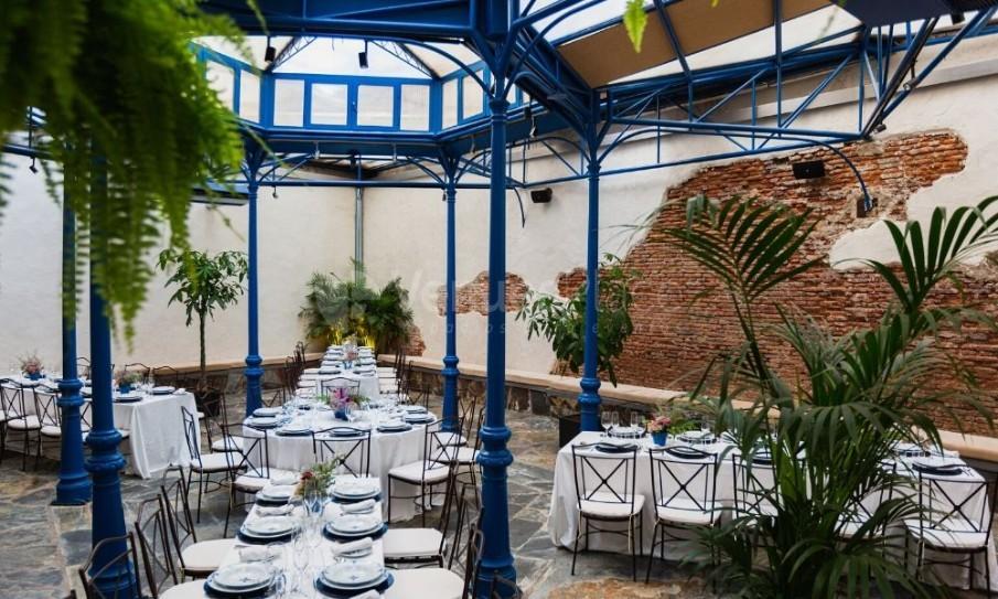 Salón decoración La Antigua c.