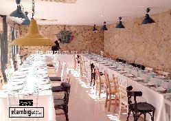 Celebra tu boda en Restaurante El Ambigú de la Coracha