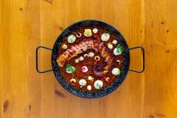 Gastronomía única en Restaurante El Ambigú de la Coracha