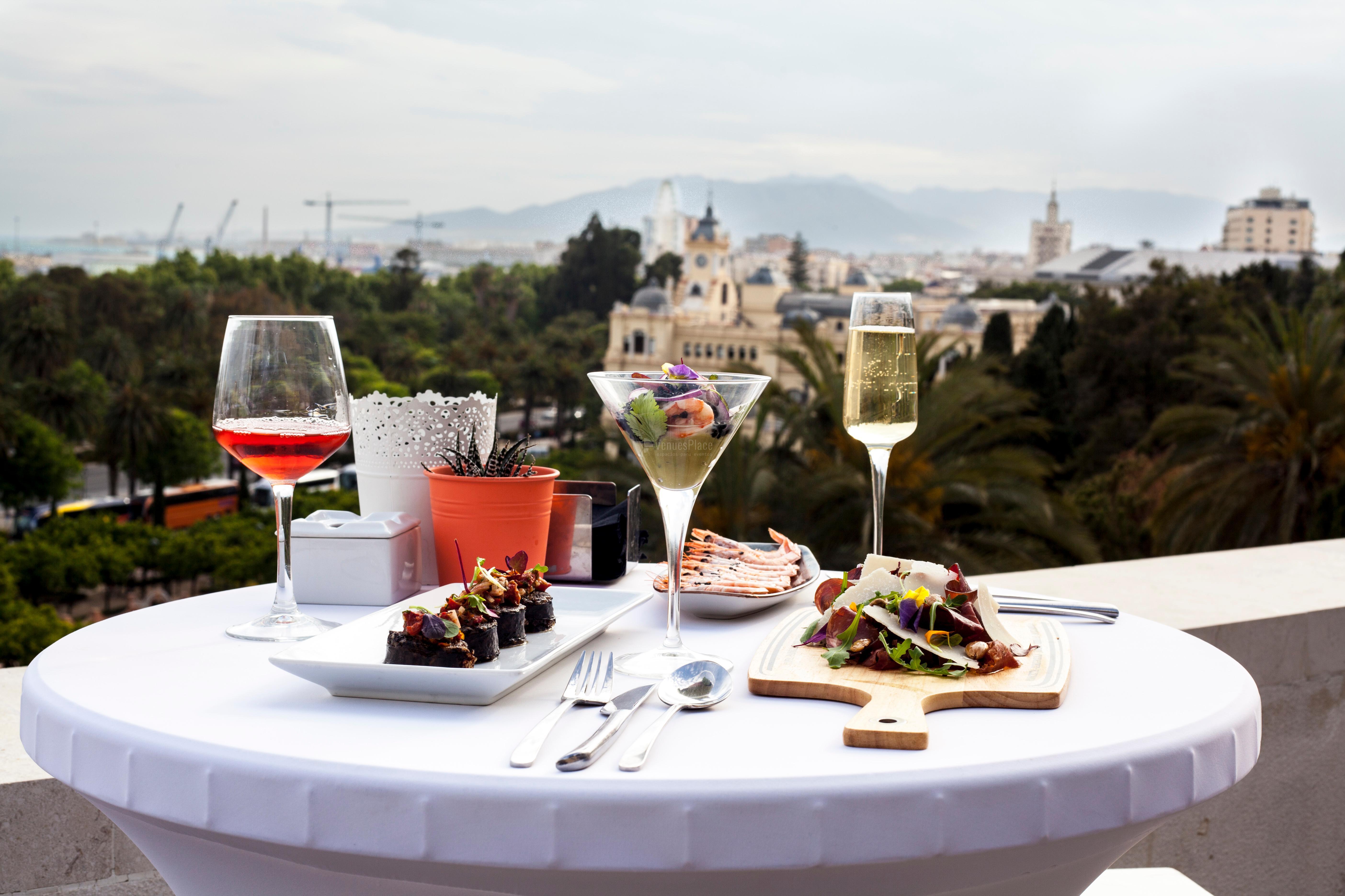 Eventos especiales en Restaurante El Ambigú de la Coracha