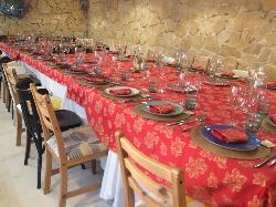Navidad en Restaurante El Ambigú de la Coracha