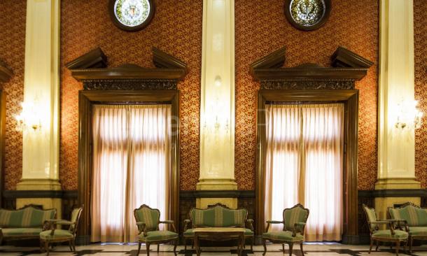 Interior 7 en Ateneo Mercantil - Eventos Corporativos en Valencia