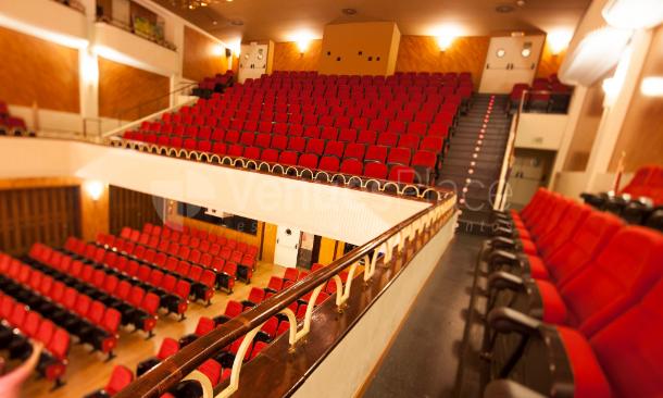 Interior 4 en Ateneo Mercantil - Eventos Corporativos en Valencia