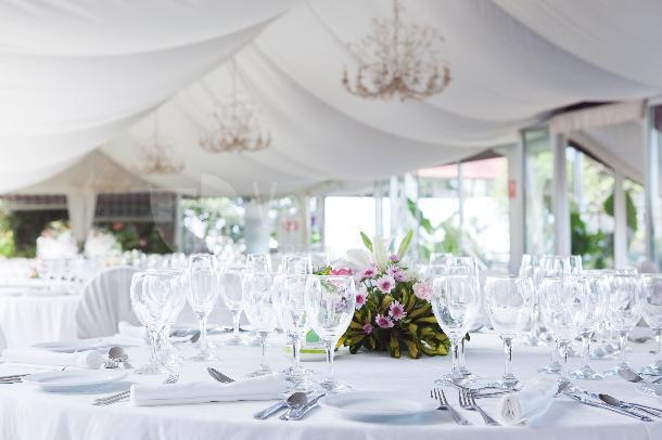Montajes para bodas de ensueño en Casa Lercaro Orotova