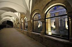 Interior Monasterio Tortoles de Esgueva