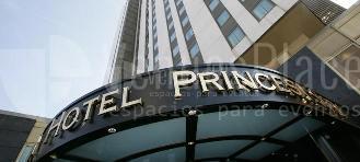 Hoteles 5 estrellas: Princesa Sofía Gran Hotel