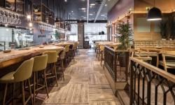 Interior local Restaurante Palocortado